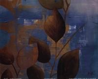 """Eco Blue I by Patricia Pinto - 10"""" x 8"""""""