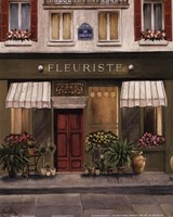 French Store II Fine Art Print
