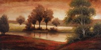 """Gleam Landscaping by Michael Marcon - 24"""" x 12"""""""