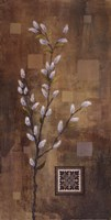 """Willow Branch I by Michael Marcon - 12"""" x 24"""", FulcrumGallery.com brand"""