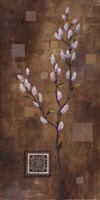 """Willow Branch II by Michael Marcon - 12"""" x 24"""", FulcrumGallery.com brand"""