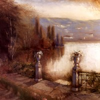Lakeside Entrance Fine Art Print