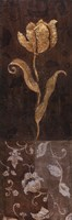 """Golden Tulip I by s - 12"""" x 36"""" - $14.49"""