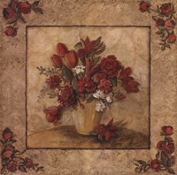 Crimson Love I Fine Art Print