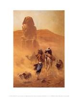 Desert Wind Fine Art Print