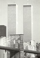 World Trade Center Photo Fine Art Print
