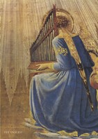 "Coronation of the Virgin by Fra Angelico - 27"" x 40"""