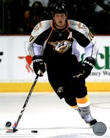 Ryan Suter 2010-11 Action Fine Art Print