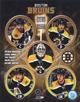 """8"""" x 10"""" Boston Bruins Pictures"""