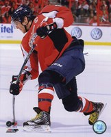 Alex Ovechkin 2010-11 Action Fine Art Print