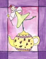 I Am A Little Teapot Framed Print