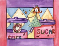 Sugar and Spice Fine Art Print