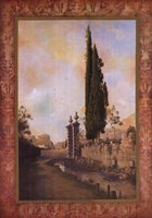 Volterra Tapestry I Fine Art Print