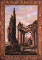 Volterra Tapestry II Fine Art Print
