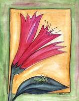 "Grasshopper Dreams by Serena Bowman - 11"" x 14"""