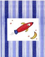 Rocket Fine Art Print