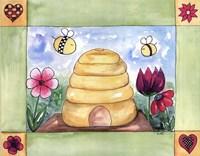 Honey I'm Home Fine Art Print