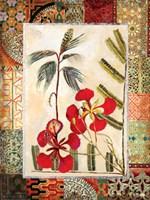 Garden Tropicalismo I Fine Art Print