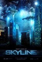 "Skyline - 11"" x 17"""
