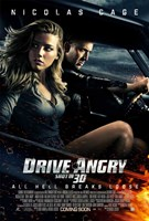 "Drive Angry - 11"" x 17"" - $15.49"