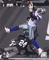 Dez Bryant 2010 Spotlight Action Fine Art Print