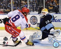 """Alex Ovechkin 2011 NHL Winter Classic Action - 10"""" x 8"""" - $12.99"""