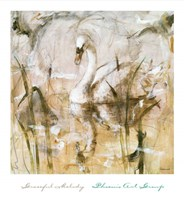 Graceful Melody Fine Art Print