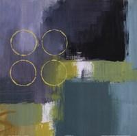 "Mediterranean Square I by Lanie Loreth - 18"" x 18"""