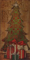 Christmas Tree I Fine Art Print
