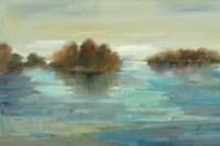 Serenity on the River by Silvia Vassileva - various sizes