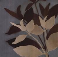 """Sur le Bleu II by Lanie Loreth - 18"""" x 18"""""""