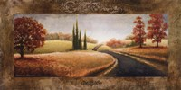 "A Place of Passing Time II by Michael Marcon - 24"" x 12"""