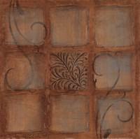 """Tile Motif II by Lanie Loreth - 18"""" x 18"""""""