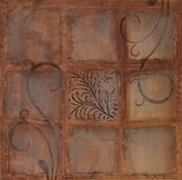 """Tile Motif I by Lanie Loreth - 18"""" x 18"""""""