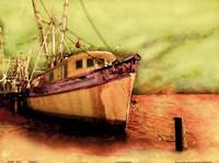 Boat VI Framed Print