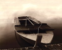 Boat II Framed Print