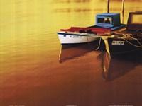 Boat I Framed Print