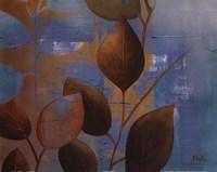 """Eco Blue I by Patricia Pinto - 20"""" x 16"""""""