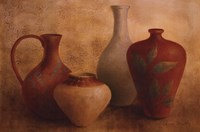 "Decorative Vessel Still Life II by Lanie Loreth - 36"" x 24"""
