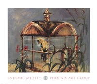 Endemic Medley II Fine Art Print