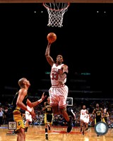 Scottie Pippen 1997-98 Action Fine Art Print