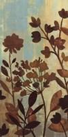 "Enchanted Garden I by Silvia Vassileva - 12"" x 24"""
