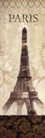 """Paris by Dee Dee - 12"""" x 36"""""""