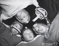 "Huddle Up by Getty Images - 20"" x 16"""