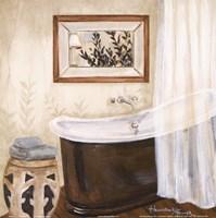 Zen Bath II Fine Art Print