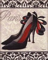 Classy Shoes II - mini Fine Art Print