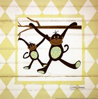 Monkeys Fine Art Print