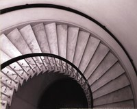 Capital Stairway - mini Fine Art Print