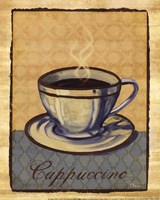 Coffee Club IV - Mini Framed Print