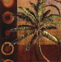 "Contemporary Palm I by Paul Brent - 12"" x 12"" - $9.99"